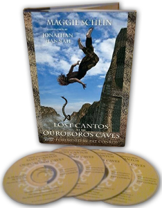 Lost Cantos of the Ouroboros Caves by Maggie Schein